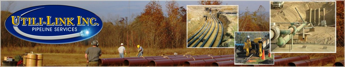 Utili-Link Inc. - Oklahoma directional drilling services.